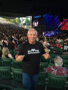 DANIEL attended Poison With Special Guests Cheap Trick and Pop Evil - Pop on Jun 8th 2018 via VetTix