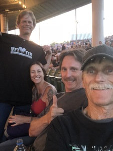 steven attended Poison With Special Guests Cheap Trick and Pop Evil - Pop on Jun 8th 2018 via VetTix