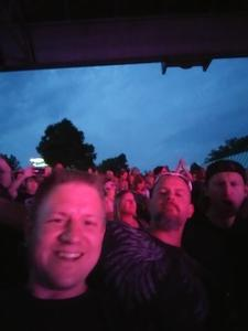 kristopher attended Poison With Special Guests Cheap Trick and Pop Evil - Pop on Jun 8th 2018 via VetTix