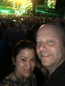 BYScan attended Poison With Special Guests Cheap Trick and Pop Evil - Pop on Jun 8th 2018 via VetTix