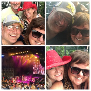 Gary attended Poison With Special Guests Cheap Trick and Pop Evil - Pop on Jun 8th 2018 via VetTix