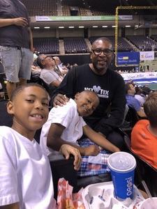 Kenneth W. attended Baltimore Brigade vs. Washington Valor - AFL on Jun 15th 2018 via VetTix