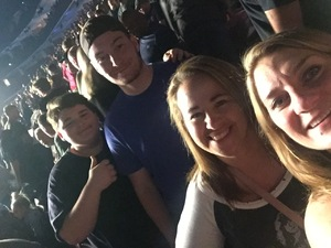 EJ attended Def Leppard/journey on Jun 11th 2018 via VetTix