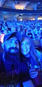 Nathan attended Def Leppard/journey on Jun 11th 2018 via VetTix