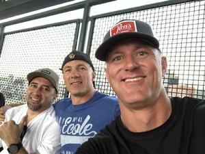 Derek attended Colorado Rockies vs. San Francisco Giants - MLB on Jul 2nd 2018 via VetTix