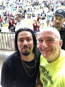 marc attended Poison With Special Guests Cheap Trick and Pop Evil on Jun 12th 2018 via VetTix