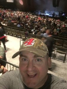 Nathan attended Poison With Special Guests Cheap Trick and Pop Evil on Jun 12th 2018 via VetTix
