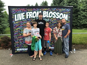 shawn attended Poison With Special Guests Cheap Trick and Pop Evil on Jun 12th 2018 via VetTix