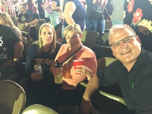 Daniel attended Poison With Special Guests Cheap Trick and Pop Evil on Jun 12th 2018 via VetTix