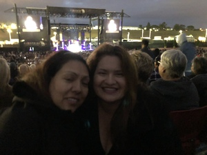 Liliana attended Chicago and Reo Speedwagon Live on Jun 16th 2018 via VetTix