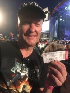 Tom attended Foreigner With Special Guest Whitesnake and Jason Bonham's LED Zeppelin on Jun 22nd 2018 via VetTix