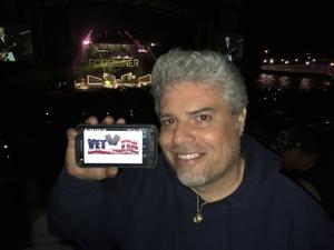 Paul attended Foreigner With Special Guest Whitesnake and Jason Bonham's LED Zeppelin on Jun 22nd 2018 via VetTix