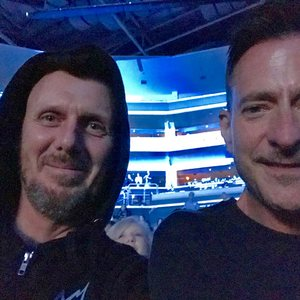 Corey attended Daryl Hall & John Oates and Train on Jun 11th 2018 via VetTix