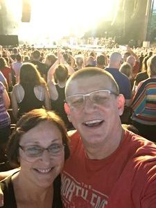 Randy attended Daryl Hall & John Oates and Train on Jun 11th 2018 via VetTix
