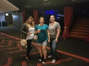 shirley attended Kesha and Macklemore 6/8 on Jun 8th 2018 via VetTix