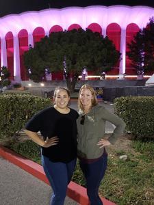 Danielle and family attended Kesha and Macklemore 6/8 on Jun 8th 2018 via VetTix