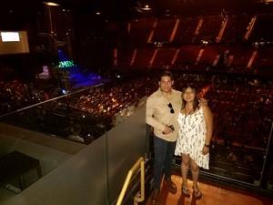 Juan attended Kesha and Macklemore 6/8 on Jun 8th 2018 via VetTix
