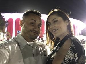 Jose attended Kesha and Macklemore 6/8 on Jun 8th 2018 via VetTix