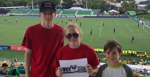 Ron attended Tampa Bay Rowdies vs. Penn FC - USL on Jun 22nd 2018 via VetTix