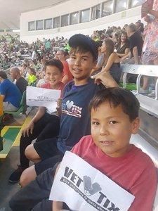 Kenneth attended Tampa Bay Rowdies vs. Penn FC - USL on Jun 22nd 2018 via VetTix