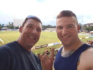 John attended Tampa Bay Rowdies vs. Penn FC - USL on Jun 22nd 2018 via VetTix