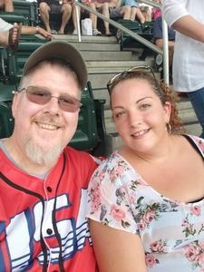 Mark attended Minnesota Twins vs. Texas Rangers - MLB on Jun 23rd 2018 via VetTix