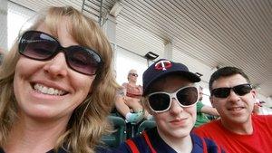 William attended Minnesota Twins vs. Texas Rangers - MLB on Jun 23rd 2018 via VetTix