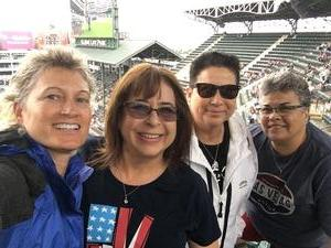 Tami attended Texas Rangers vs. Seattle Mariners - MLB on Sep 23rd 2018 via VetTix