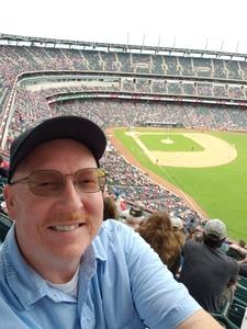 Lance attended Texas Rangers vs. Seattle Mariners - MLB on Sep 23rd 2018 via VetTix