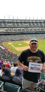 William attended Texas Rangers vs. Seattle Mariners - MLB on Sep 23rd 2018 via VetTix