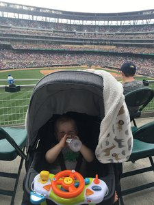 Sara attended Minnesota Twins vs. Texas Rangers - MLB on Jun 24th 2018 via VetTix