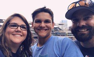 Andrew attended Minnesota Twins vs. Texas Rangers - MLB on Jun 24th 2018 via VetTix