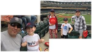 Raul attended Minnesota Twins vs. Texas Rangers - MLB on Jun 24th 2018 via VetTix
