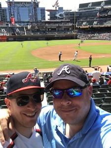 Alan attended Atlanta Braves vs. St. Louis Cardinals - MLB on Sep 19th 2018 via VetTix