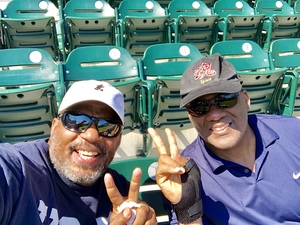 Geoffrey attended Atlanta Braves vs. St. Louis Cardinals - MLB on Sep 19th 2018 via VetTix