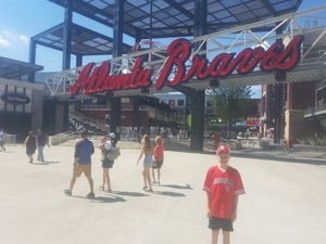 James attended Atlanta Braves vs. St. Louis Cardinals - MLB on Sep 19th 2018 via VetTix