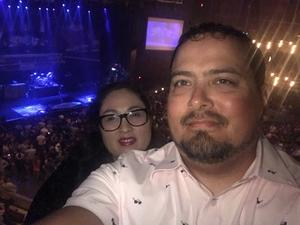 Lisa attended Blink 182 at the Pearl Concert Theater on Jun 9th 2018 via VetTix