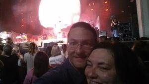 Billy attended Rascal Flatts: Back to US Tour 2018 on Jun 15th 2018 via VetTix