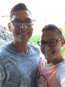 Teresa attended Minnesota Twins vs. Baltimore Orioles - MLB on Jul 5th 2018 via VetTix