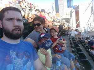 Katrina attended Minnesota Twins vs. Baltimore Orioles - MLB on Jul 5th 2018 via VetTix