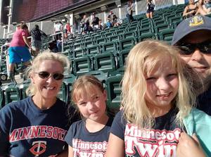 Robert attended Minnesota Twins vs. Baltimore Orioles - MLB on Jul 5th 2018 via VetTix