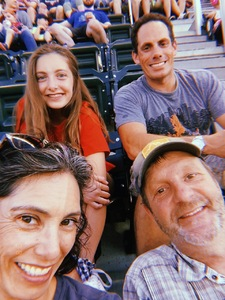 Fletcher attended Minnesota Twins vs. Baltimore Orioles - MLB on Jul 5th 2018 via VetTix