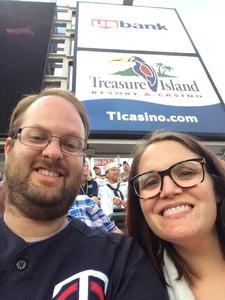Ryan attended Minnesota Twins vs. Baltimore Orioles - MLB on Jul 6th 2018 via VetTix