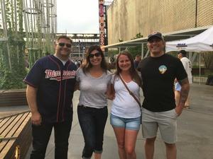 Nathaniel attended Minnesota Twins vs. Baltimore Orioles - MLB on Jul 6th 2018 via VetTix