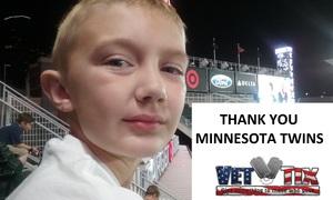 Jonathan attended Minnesota Twins vs. Baltimore Orioles - MLB on Jul 6th 2018 via VetTix