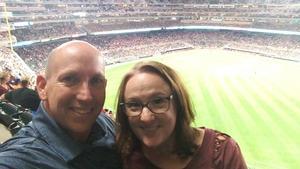Terry attended Minnesota Twins vs. Baltimore Orioles - MLB on Jul 6th 2018 via VetTix