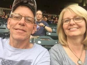 Michael attended Minnesota Twins vs. Baltimore Orioles - MLB on Jul 6th 2018 via VetTix