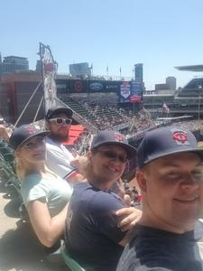 Kelly attended Minnesota Twins vs. Baltimore Orioles - MLB on Jul 7th 2018 via VetTix