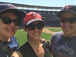 Anne attended Minnesota Twins vs. Baltimore Orioles - MLB on Jul 7th 2018 via VetTix