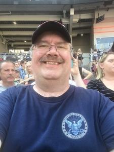 Ken attended Luke Bryan: What Makes You Country Tour on Jun 16th 2018 via VetTix